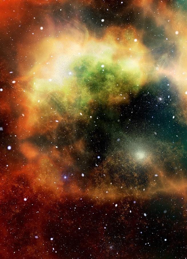 Utsikt över universum.