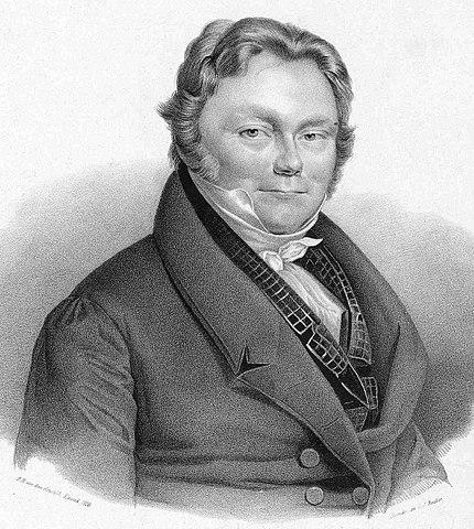 Svenske kemisten Jöns Jakob Berzelius